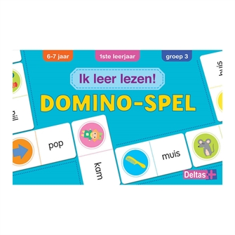 Image of   I learn to read! Domino game