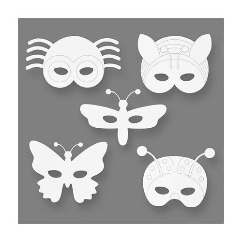 Image of Insekt Masker - 16 stk