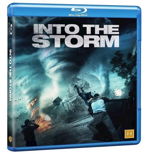 Image of Into the storm - Blu-ray (5051895256411)
