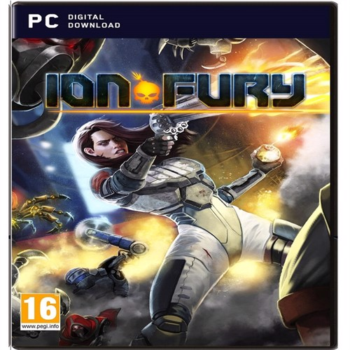 Image of Ion Fury - Nintendo Switch (5055957702458)