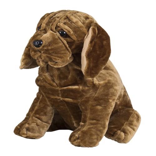 Image of Iplush Stor Sharpei Hunde Bamse Sharpei 65 Cm