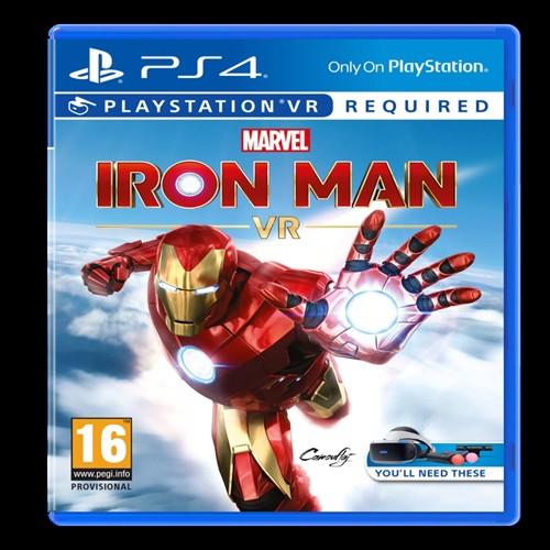Image of Iron Man (PSVR) (Nordic) - PS4 (0711719943204)