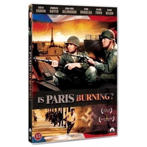 Image of Is Paris Burning DVD (5709165214028)