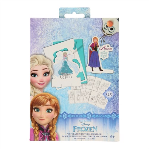 Image of Prikkeblok, Disney Frozen (9789044741902)