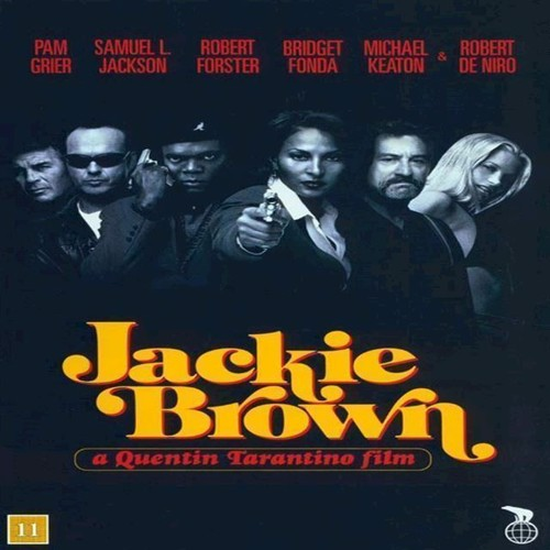 Image of Jackie Brown DVD (5708758693462)