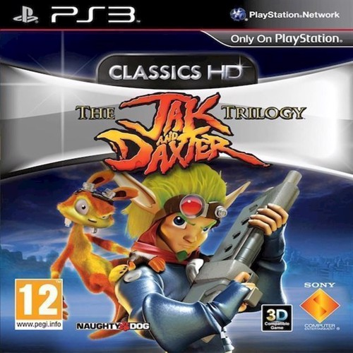 Image of Jak Daxter HD Trilogy Nordic - PS3 (0711719210924)