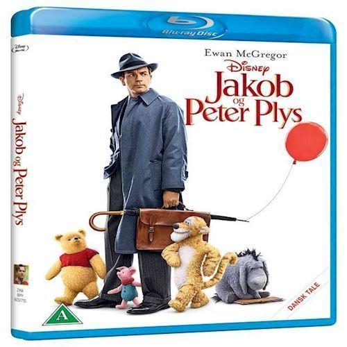 Image of Jakob Og Peter Plys (8717418539726)