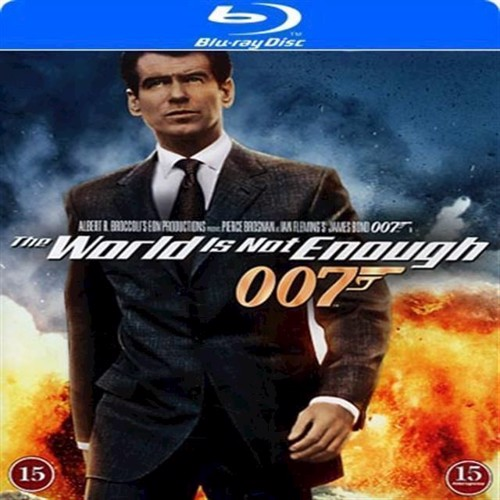 Image of James Bond The World Is Not Enough Blu-ray (5704028900292)