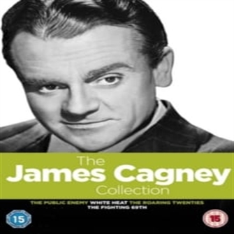 Image of James Cagney Golden Coll - Dvd - DVD (5051892119344)