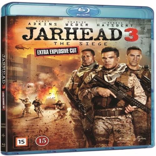 Billede af Jarhead 3 The Siege   Blu-ray