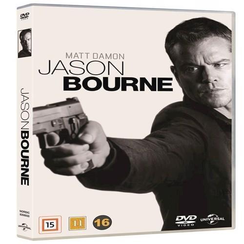 Image of Jason Bourne DVD (5053083089306)