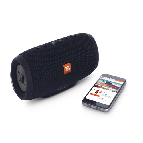 Image of JBL, Charge 3, Stealth Edition (6925281956171)
