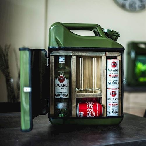 Image of Jerrycan - Mix Drink Bar