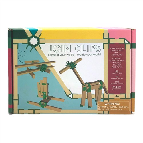 Image of Join Clips Extra Connecting Elements, 25 pcs (7110937432850)