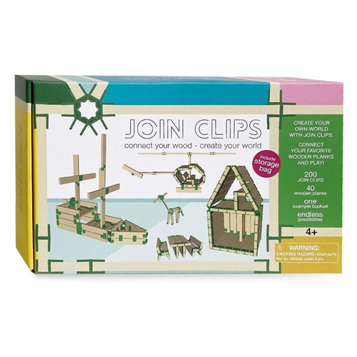 Image of Join Clips Connecting elements Starter set, 240 pcs. (7110932019285)