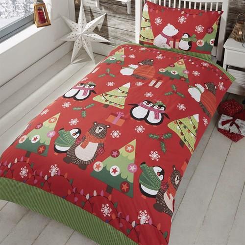 Image of Jule Sengetøj - Sammen til jul