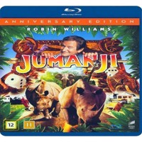 Jumanji 20th Anniversary Edition Blu-ray