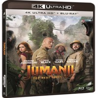 Jumanji: The Next Level (Uhd+Bd) Uhd S-T Blu-ray