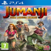Jumanji the videogame, Nintendo Switch