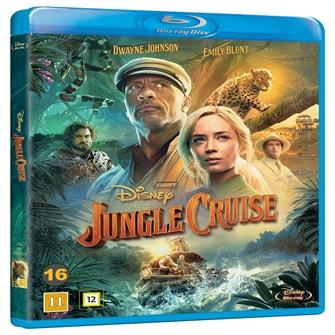 Image of Jungle Cruise - Blu Ray (8717418598822)