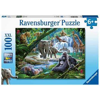 Image of Jungle Animals, 100pcs. XXL (4005556129706)