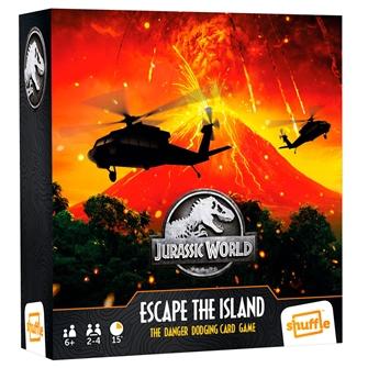 Image of Jurassic World Brætspillet