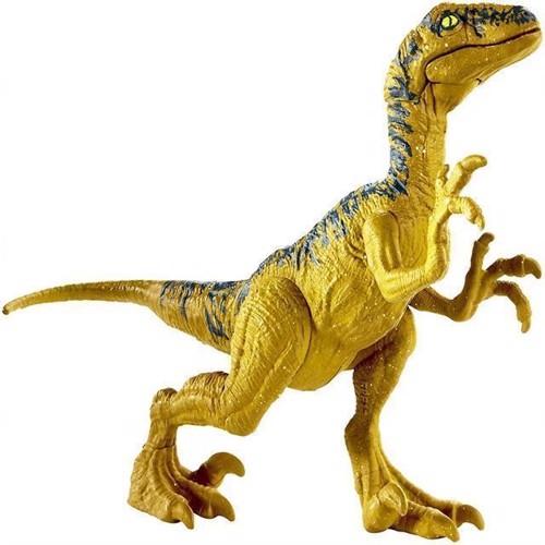 Image of Jurassic World Dino Rivals Velociraptor Delta GCR45 (0887961733259)