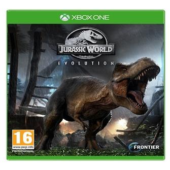 Image of Jurassic World Evolution - PS4 (5056208801609)