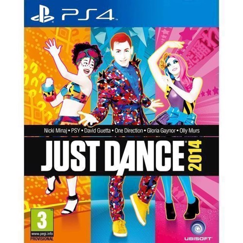 Image of Just Dance 2014 (Requires Move) - PS4 (3307215734575)