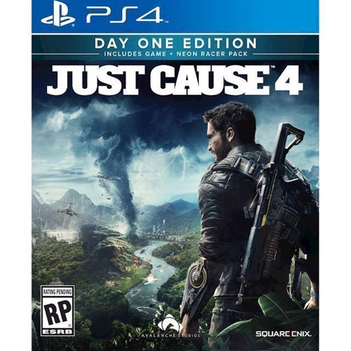 Image of Just Cause 4 Day One Edition - PS4 (5021290082212)