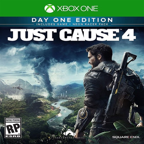 Image of Just Cause 4 Day One Edition Steelbook Edition, Xbox One (5021290082335)