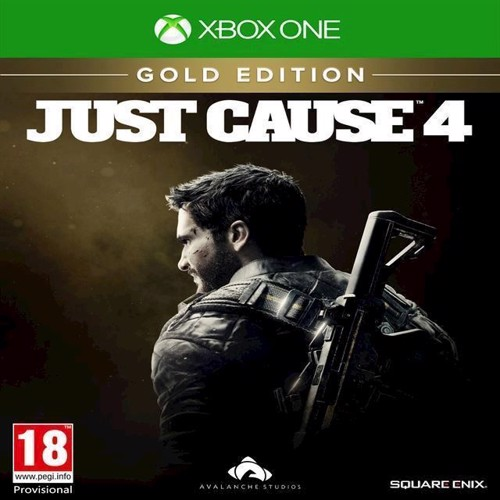 Image of Just Cause 4 Gold Edition - PS4 (5021290082441)