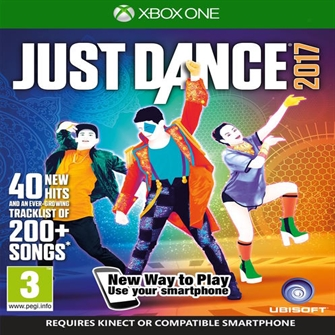 Image of Just Dance 2017 - PS4 (3307215967515)