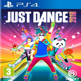 Image of Just Dance 2018 - Xbox One (3307216018001)