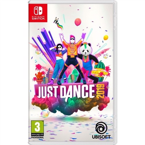 Image of Just Dance 2019 UKNordic - XBOX ONE (3307216080312)