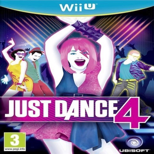 Image of Just Dance 4 - Wii (3307215647080)