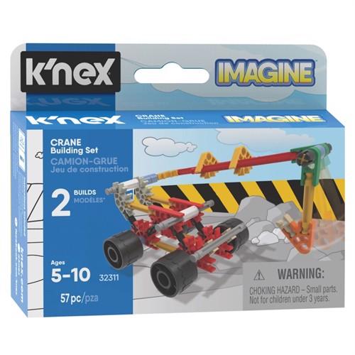 Image of K'Nex Construction set Excavator (0744476323118)