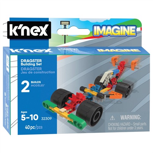 Image of K'Nex Construction set Racer (0744476323095)