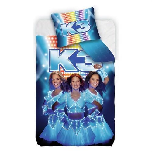 Image of K3 sengetøj, 20 år