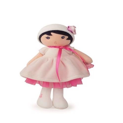 Image of   Dukke, Kaloo min første dukke, perle 25 cm