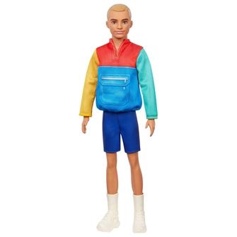Image of Ken Fashionista Pop - Colored Jacket & Shorts (0887961900385)