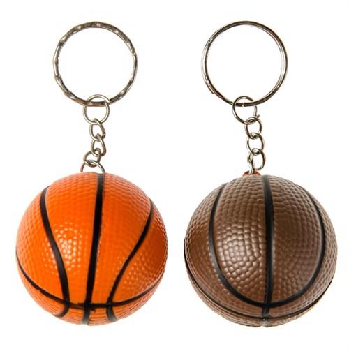 Image of Nøglering, basketball