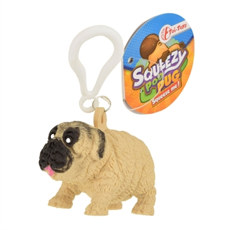 Image of Nøglering, klemme hund