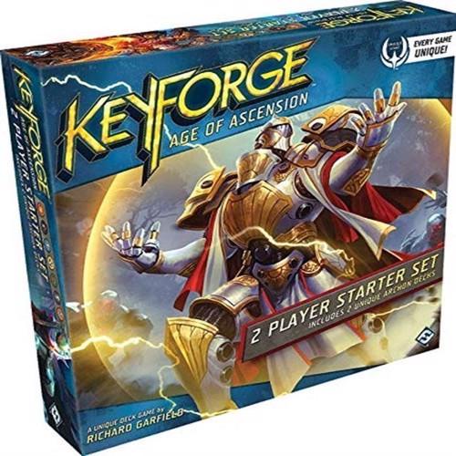 Image of KeyForge Age of Ascension Start Sæt (0841333109042)