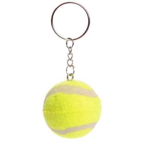 Image of Nøglering tennis bold