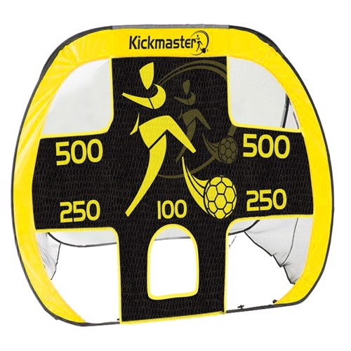 Image of Kickmaster Quick Up Og Point Fodboldmål 106X76 (5017915609803)