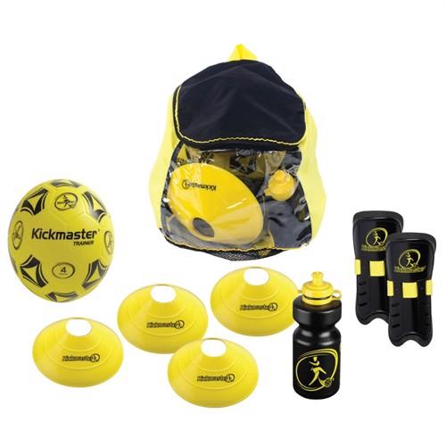 Image of Kick master ryg sæt fodbold træningssæt (5017915601920)