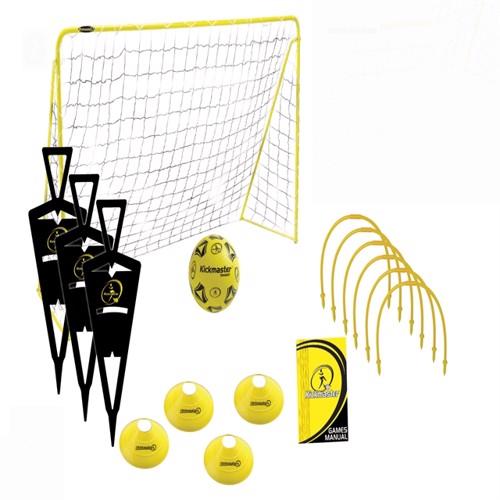 Image of Kickmaster Ultimate Fodboldpakke