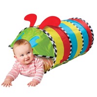 Kid Active Larve Popup Baby Legetunnel