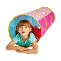 Kid Active Popop Pink Legetunnel